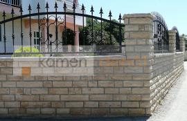 Sortiment - pravidelné - BENO stavební kámen štípaný